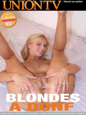 Blondes à donf