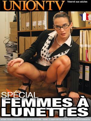 Spécial femmes à lunettes